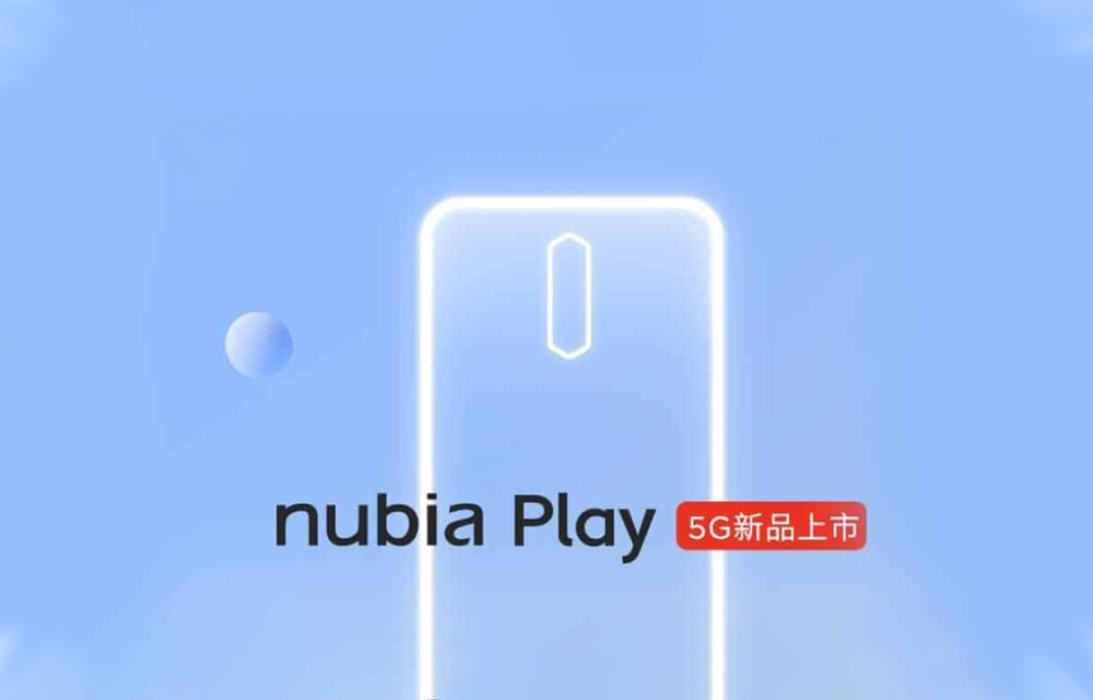 Nubia Play Buttons