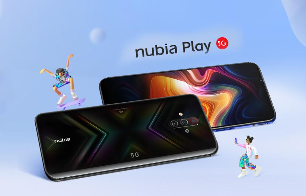 Nubia Play smartphone