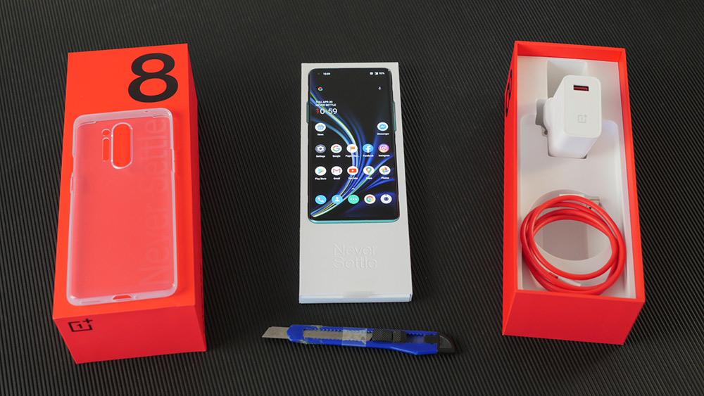 OnePlus 8 Pro unboxing Techblog
