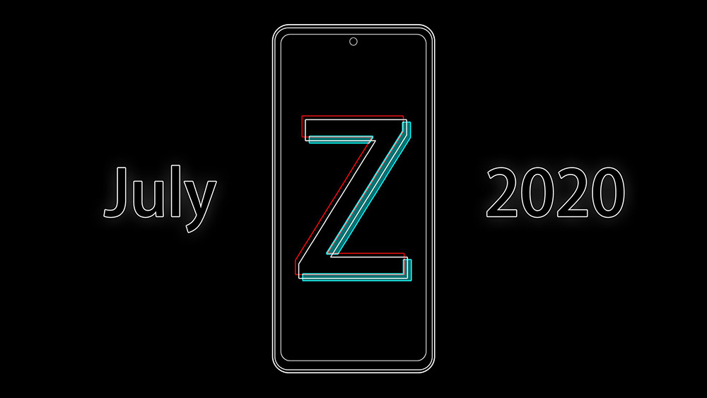 OnePlus Z July poster