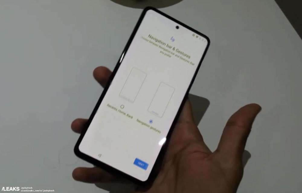 OnePlus Z Live Photos Leak