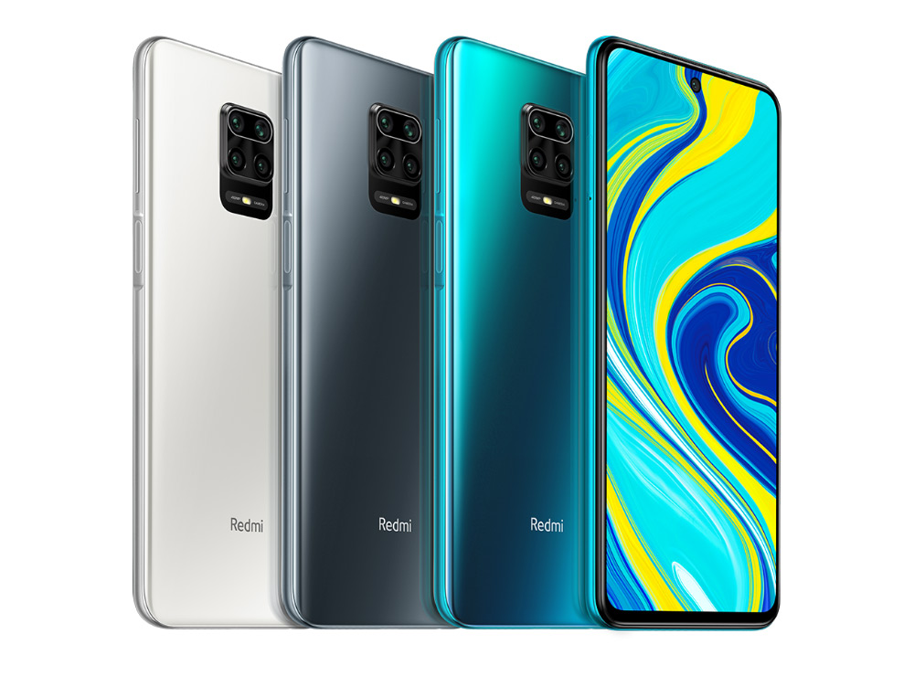 Redmi Note 9S revealed