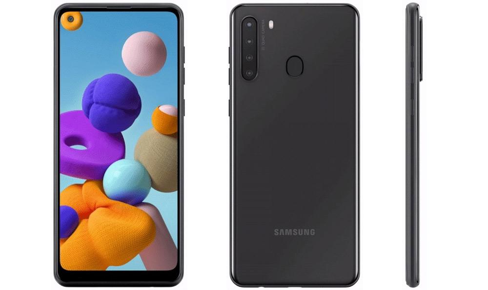 Αυτό είναι το Samsung Galaxy A21
