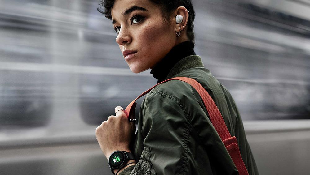 Samsung Galaxy buds Lifestyle