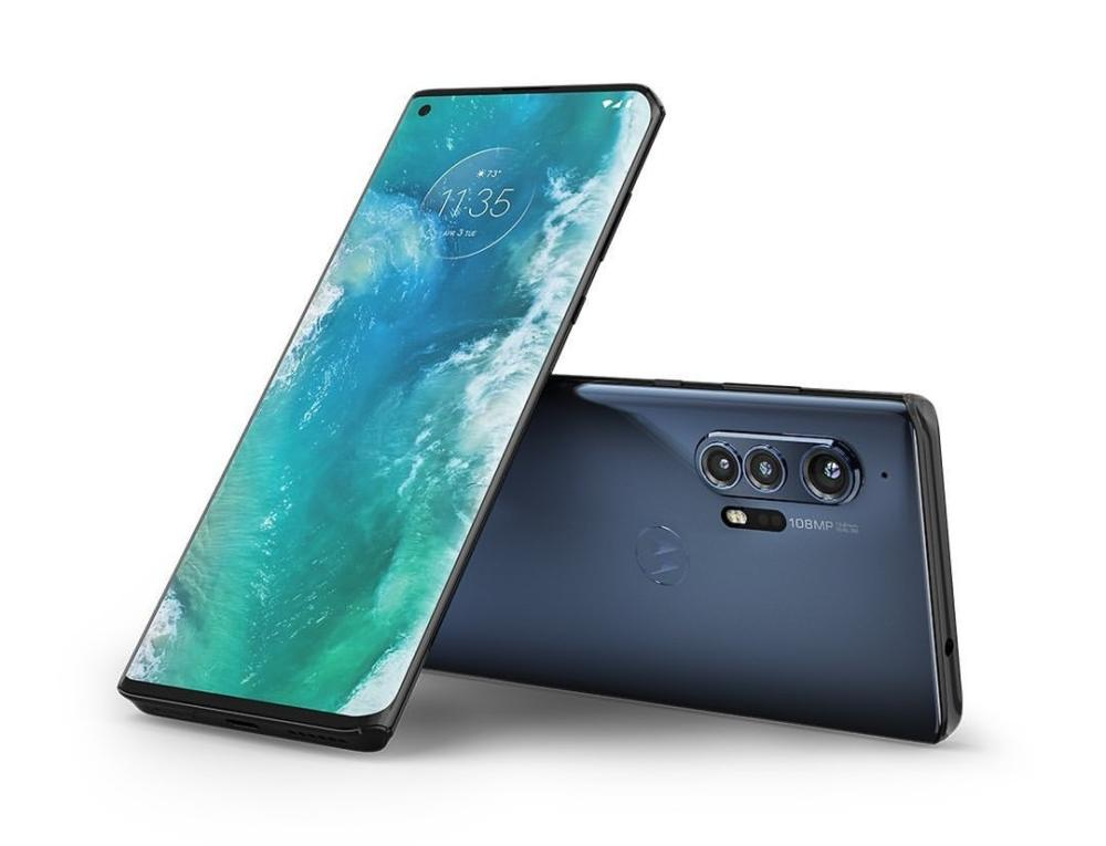 Motorola Edge+ smartphone