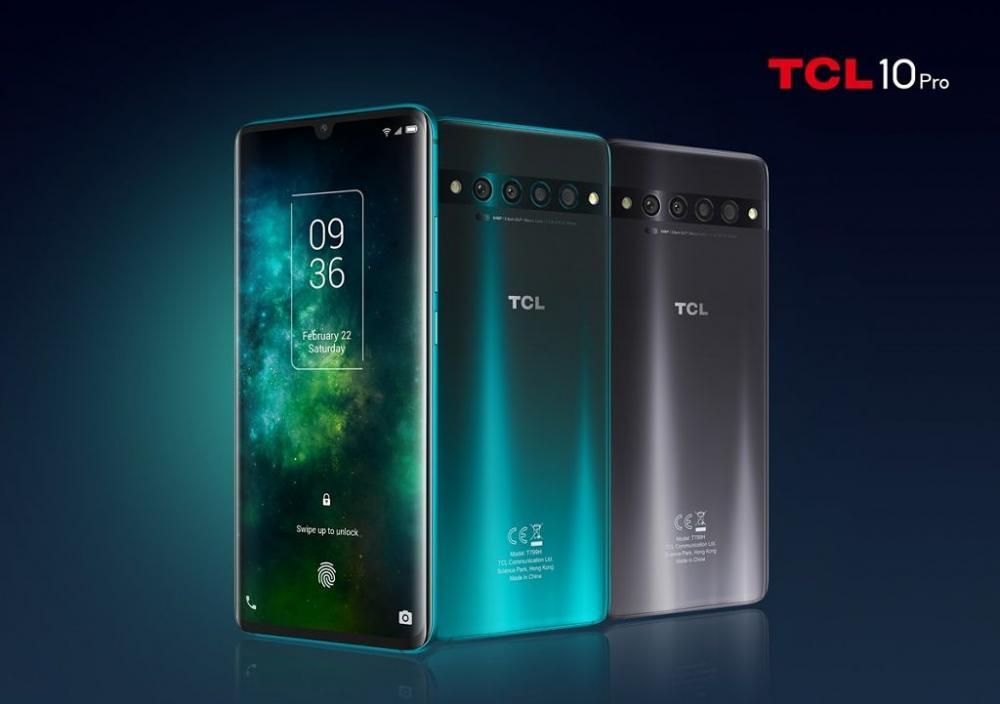 TCL 10L 10 Pro 10 5G