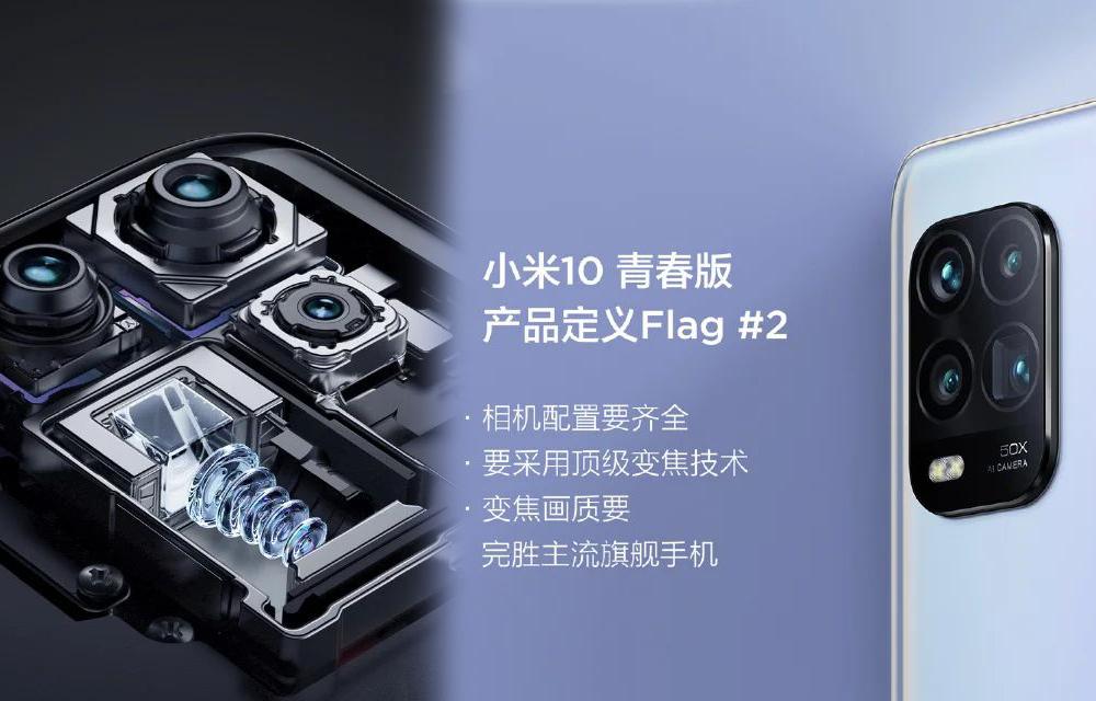 Xiaomi Mi 10 Youth Edition Camera