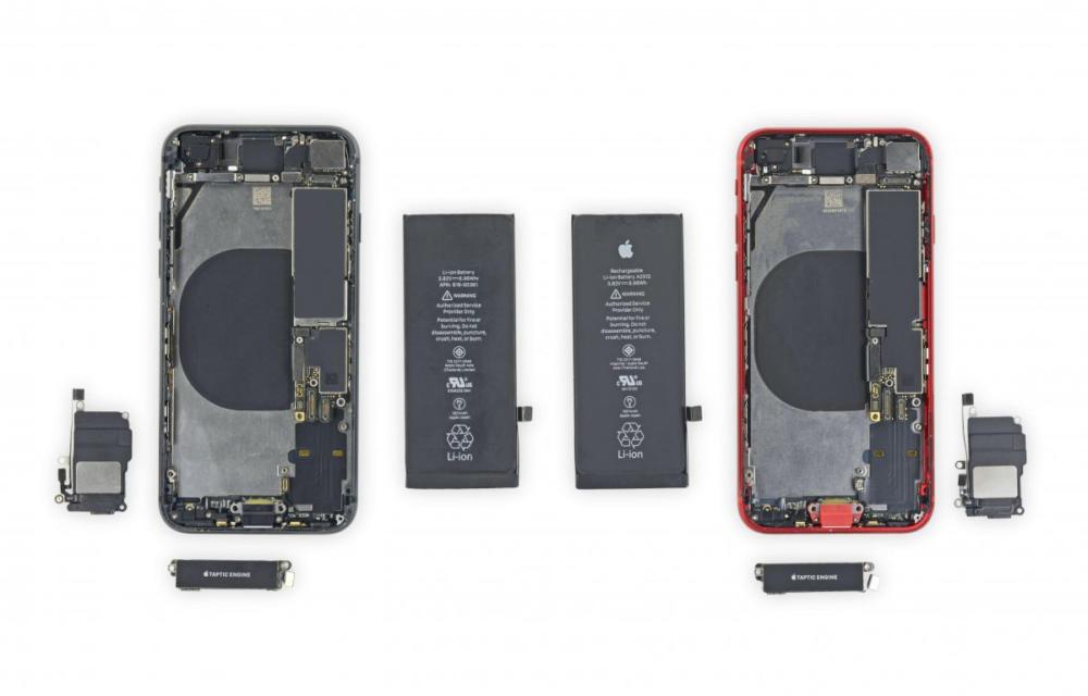iFixit iPhone SE 2020 Teardown