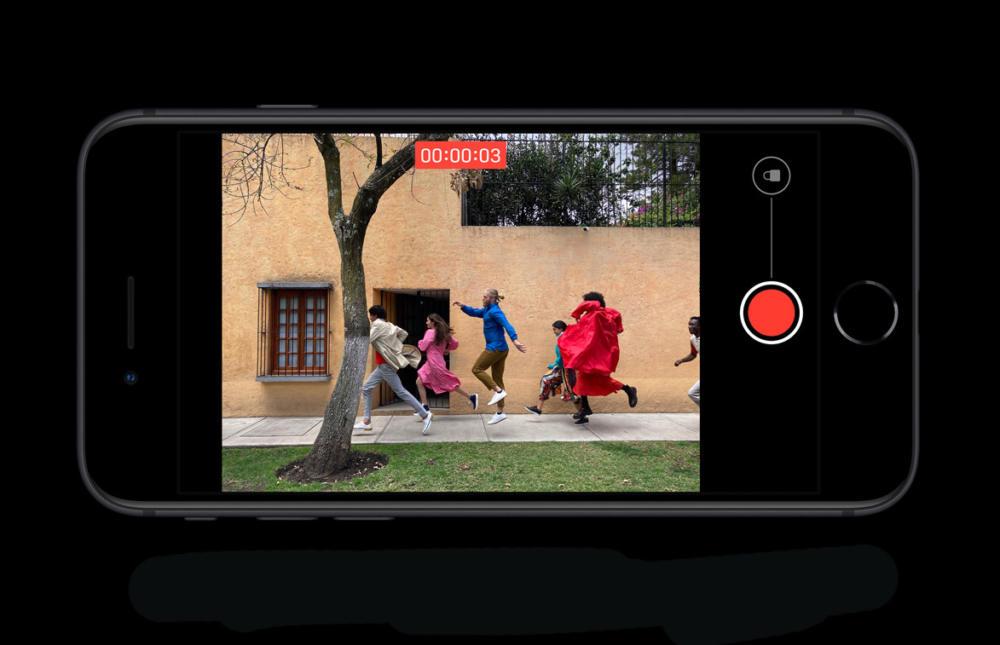 νέο iPhone SE