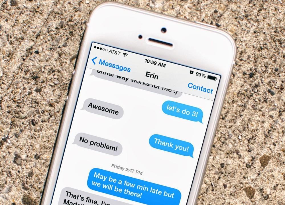 Text bug iOS