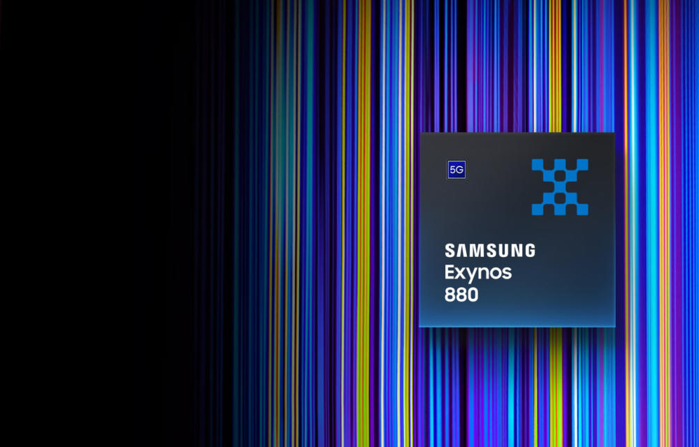 Exynos 880 5G Mid-Range Official