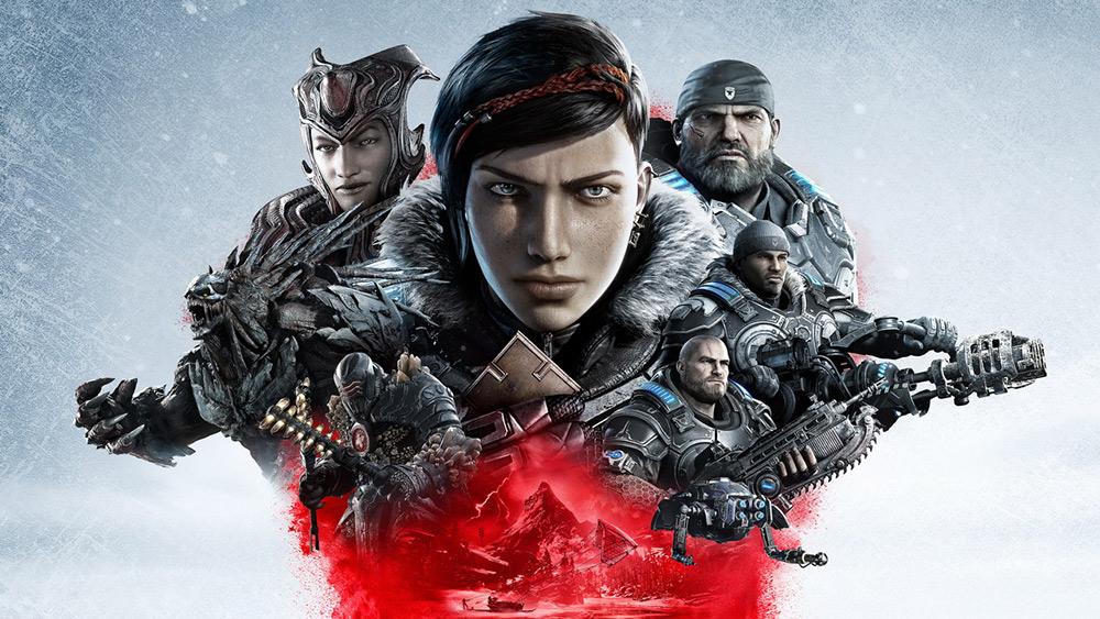 Gears 5 games