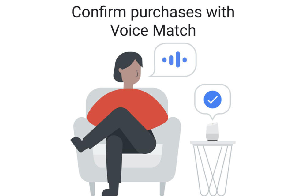 Google Assistant New Auth Option With Voice Match