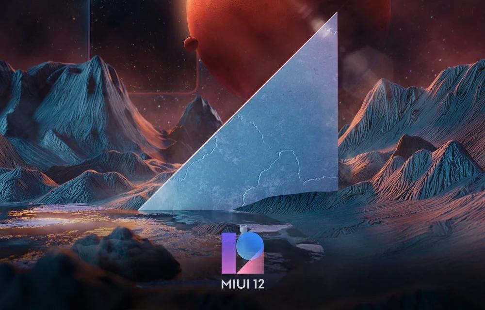 MIUI 12 Global Launch Models