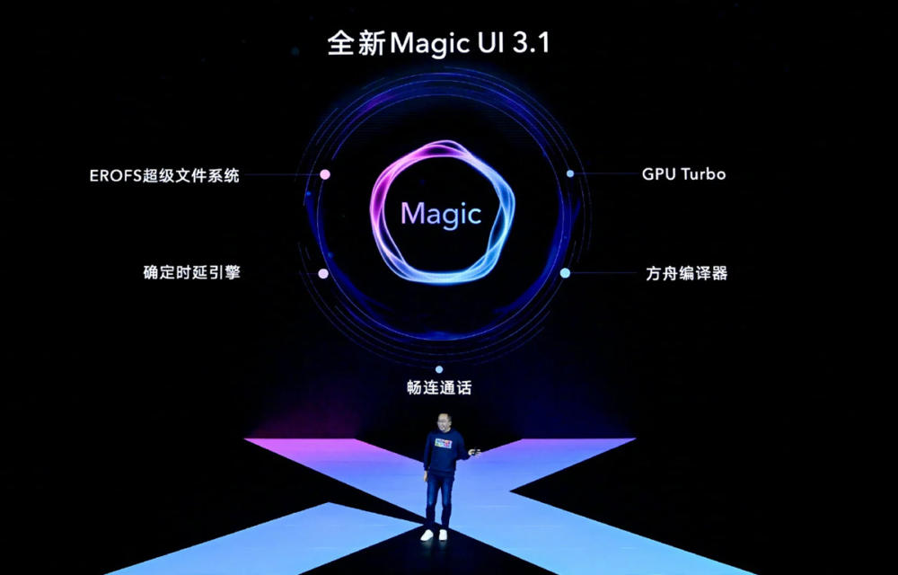 Magic UI 3.1 All Honor Devices Update
