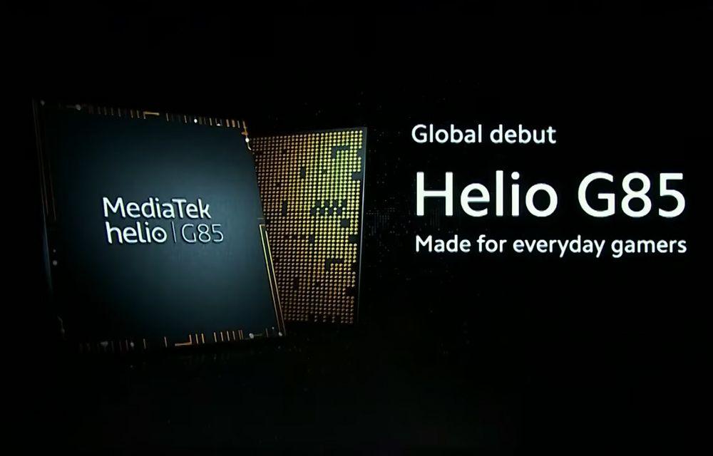 MediaTek Helio G85 Official