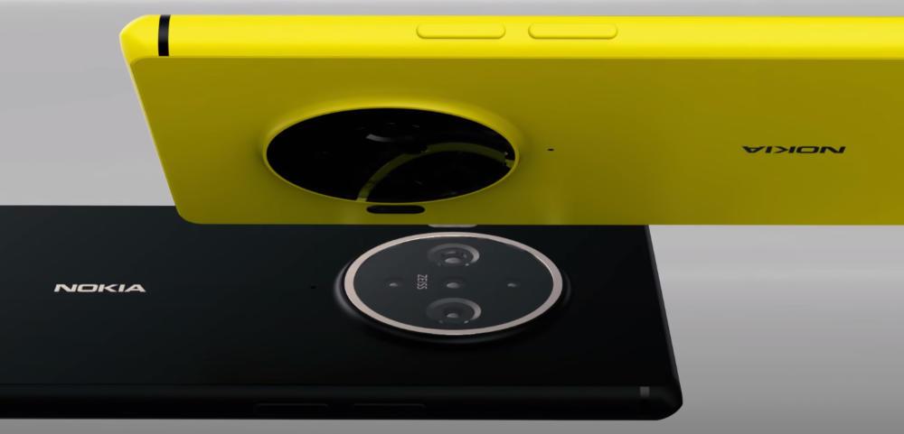 Nokia 9.3 PureView Lumia Design