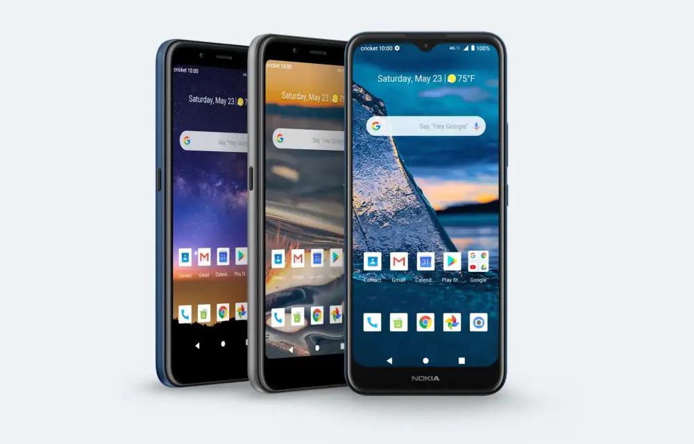 Nokia C5 Endi C2 Tava C2 Tennen Official