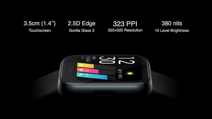 Realme Watch Official