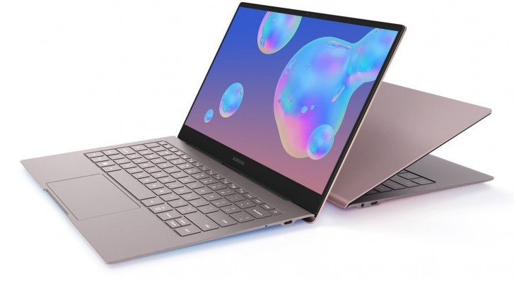 Samsung Galaxy Book S with Intel SoC and GPU Official