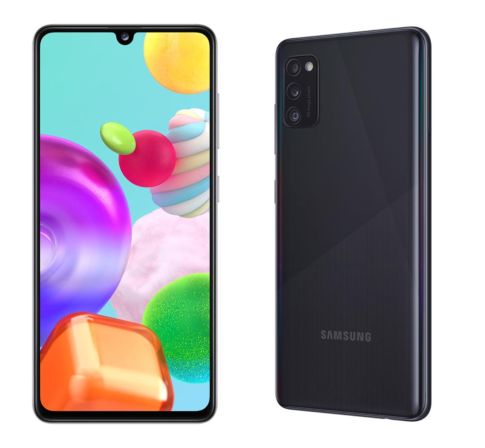 Samsung Galaxy M41 revealed Greece