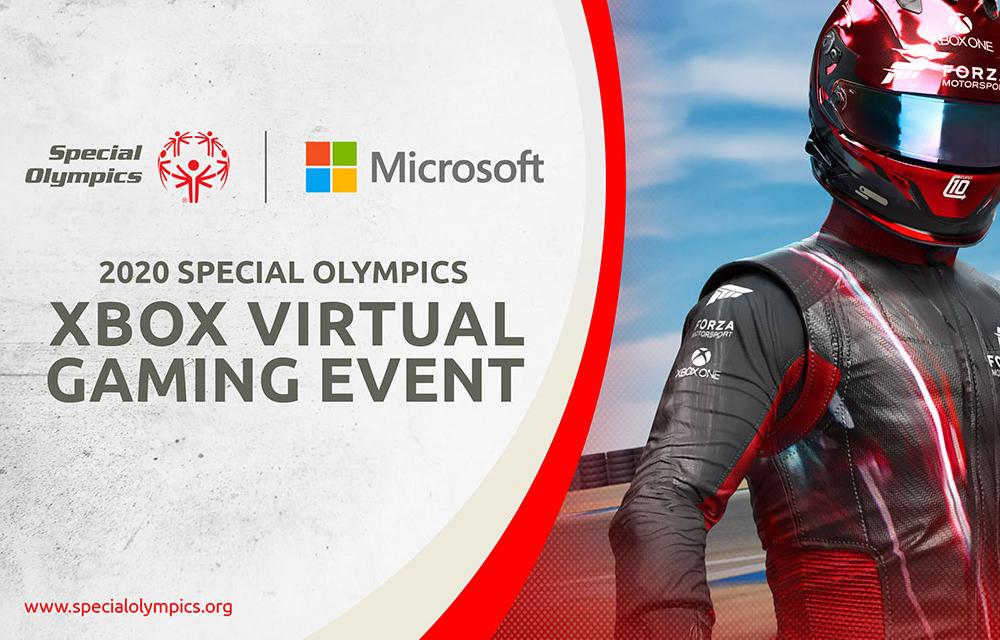 Special Olympics Forza 7 Xbox Virtual Event