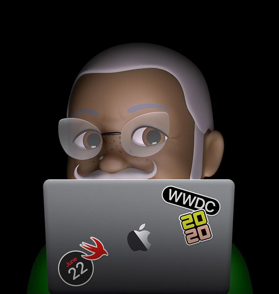 WWDC 2020 invitation