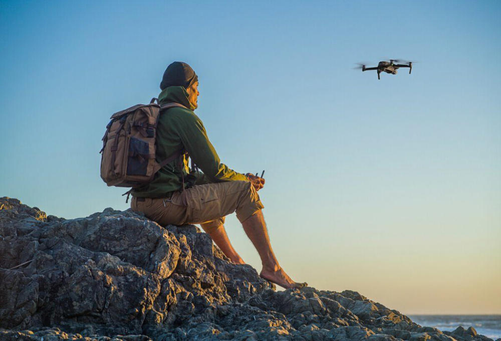 dji drone lifestyle