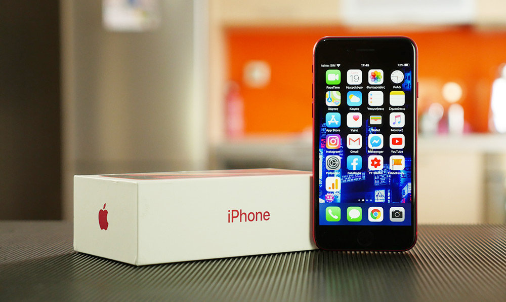 iPhone SE 2020 Techblog review