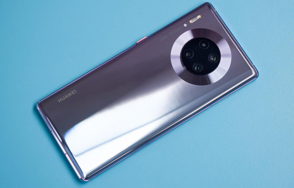 Huawei Mate 40 108MP Camera