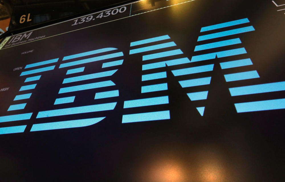 IBM Facial Recognition Business Off