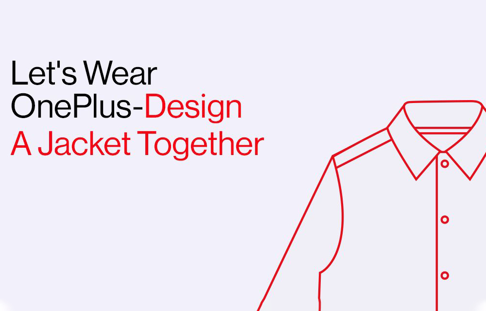 OnePlus Jacket Comp