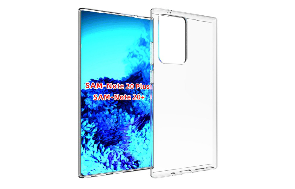 Samsung Galaxy Note 20 And Note 20+ Unpacked Event 2020 And Case Renders