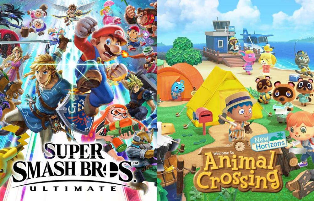 Smash Bros Ultimate Heroes As Characters In Animal Crossing New Horizons