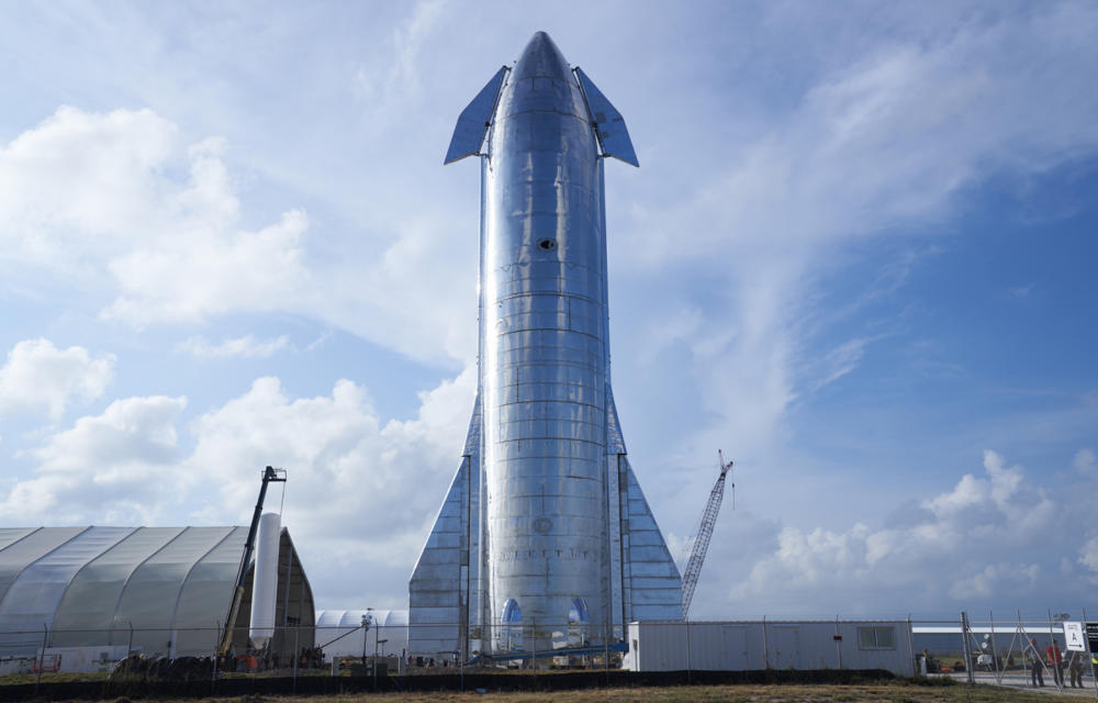 SpaceX Starship Elon Musk Number One Prior