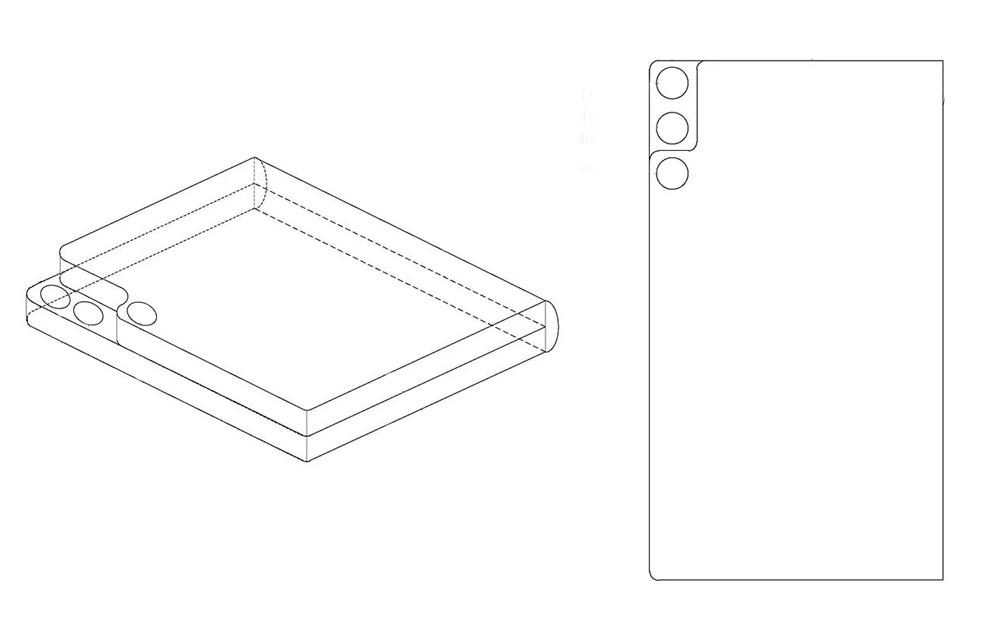 Xiaomi Foldable Smartphones Triple Cameras Work Together