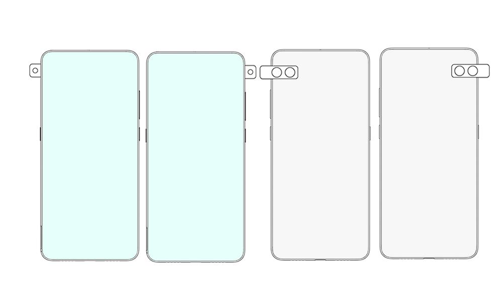 Xiaomi Full Screen Smartphone Slide Module