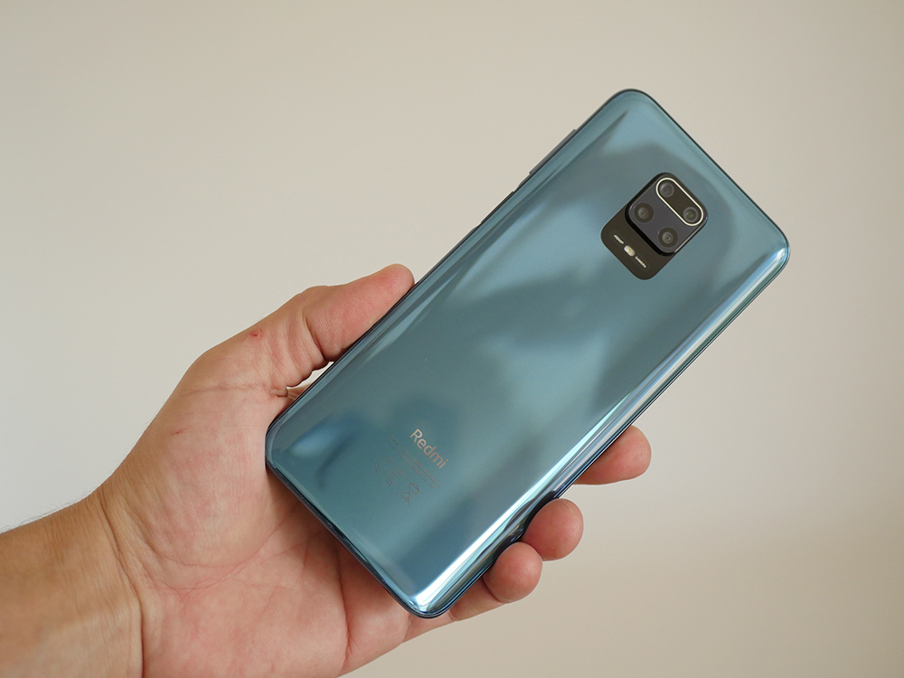 Xiaomi Redmi Note 9S Techblog hands-on