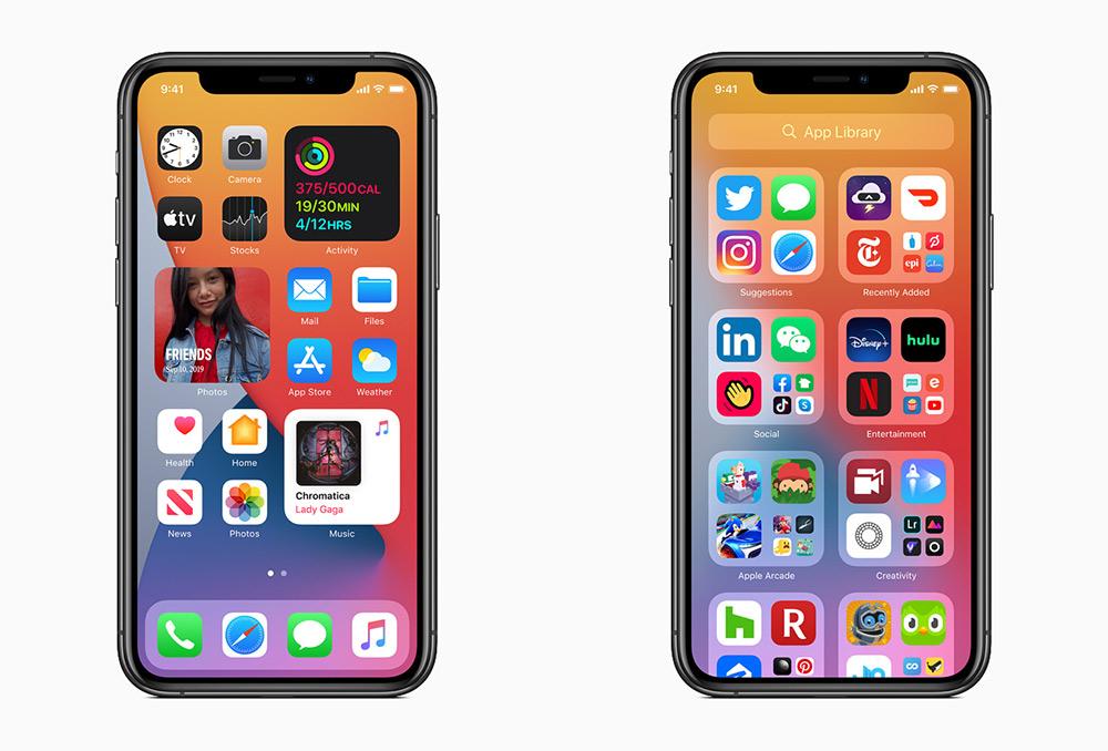 iOS 14: Νέα αρχική οθόνη, widgets, υποστήριξη Picture-in-Picture και επιλογή default εφαρμογώ
