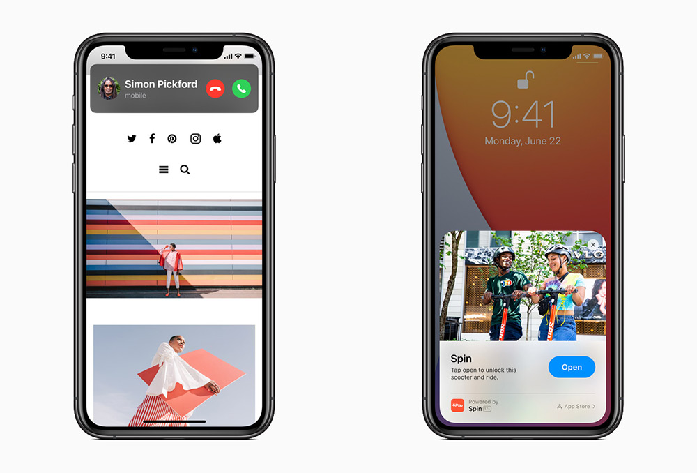 iOS 14 features