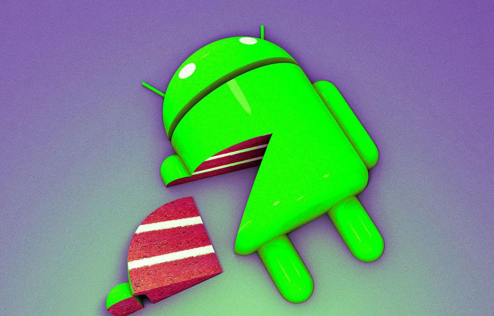 Android 11 Red Velvet Cake Real Codename