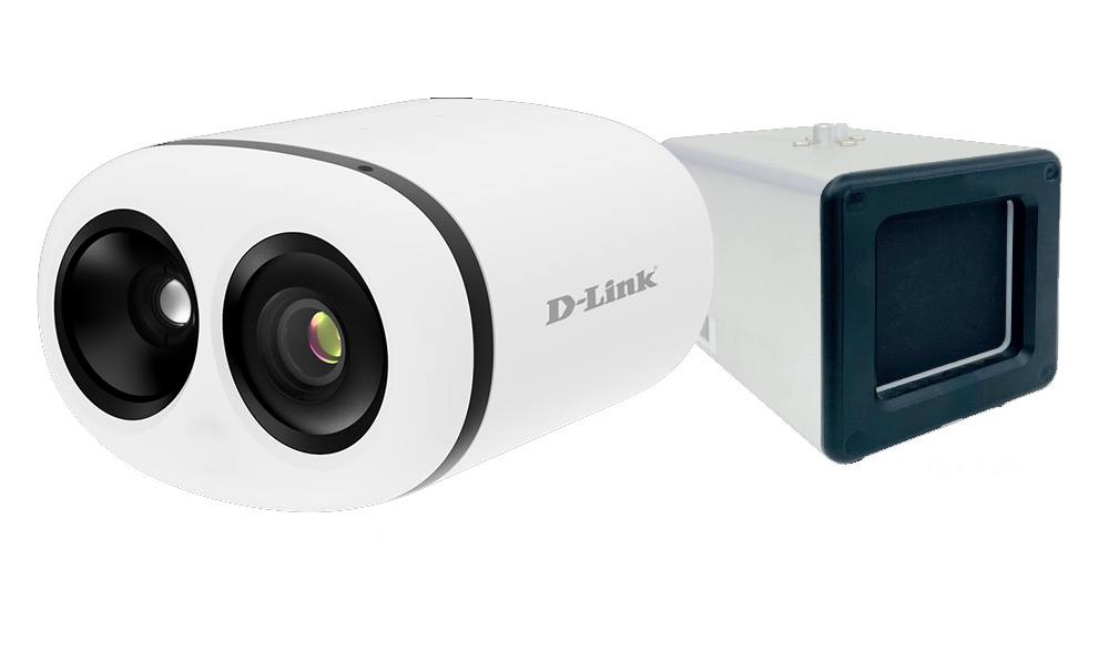 D-Link DCS-9500T Kit