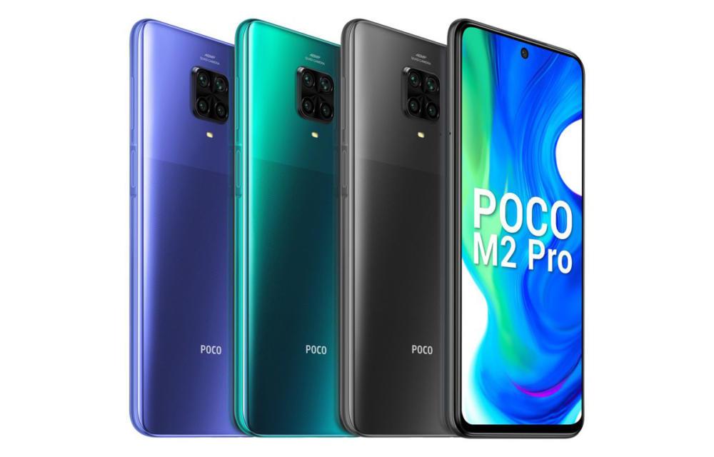 Poco M2 Pro Official