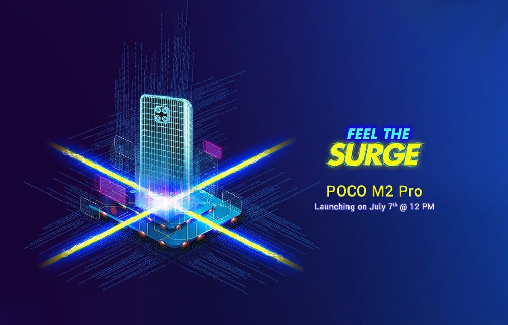Poco M2 Pro at Geekbench