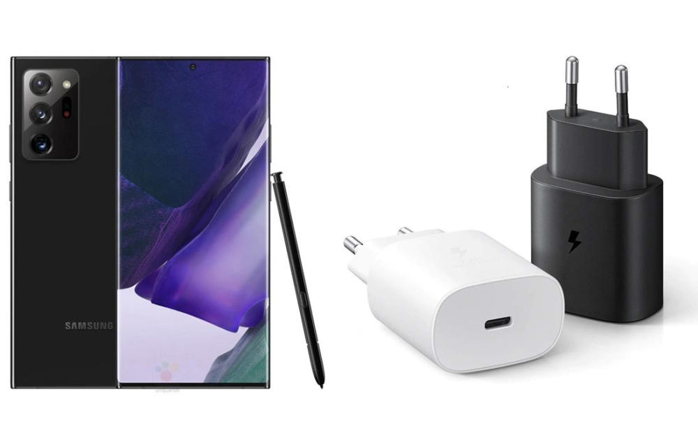 Samsung Galaxy Note 20 Ultra 25W Charger