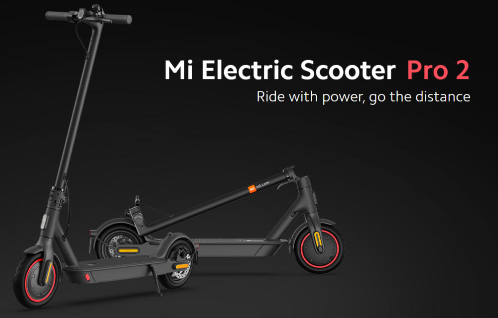 Xiaomi Mi Electric Scooter Pro 2 Official Plus F1 Edition