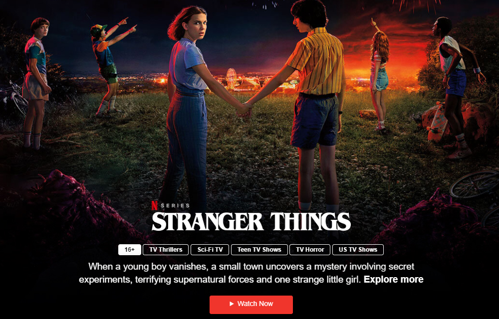 Free Netflix Originals Movies and Series Without Account