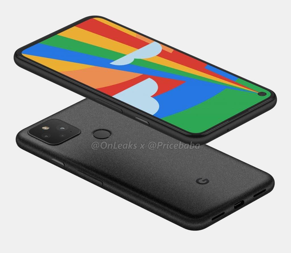 Google Pixel 5 Renders Rumors Specs
