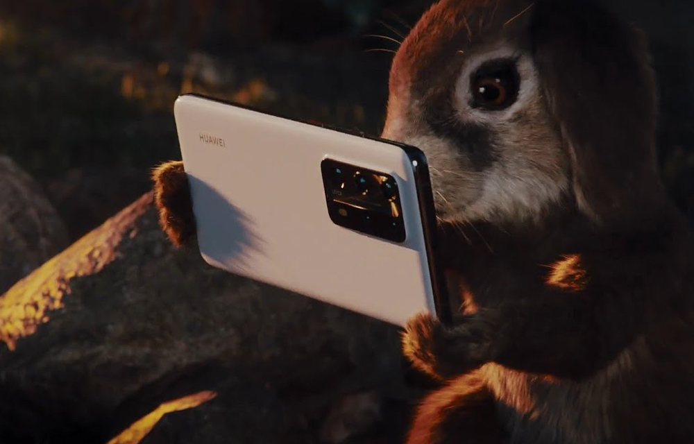 Huawei P40 Pro Camera Promo Video
