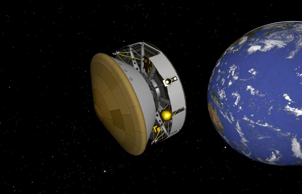 H NASA μας δείχνει την πορεία του Perservance προς τον Άρη